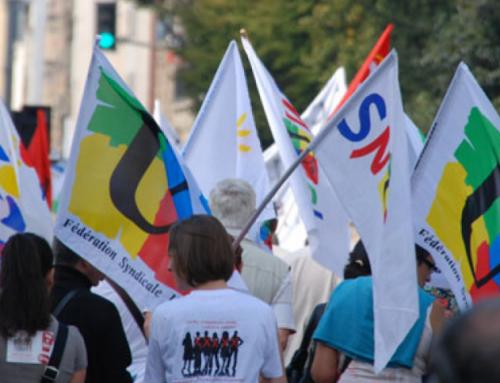 1er octobre 2021 : mobilisation des retraité·es
