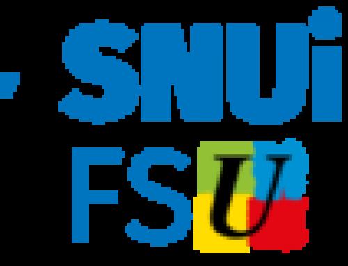 Action du SNUipp-FSU à la réunion des directeurs·trices le 5 février à Argentan