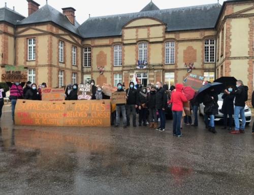 Succès pour la manifestation inter-établissements de l'Aigle